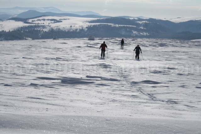 Ghidul locurilor unde se poate schia - Apuseni