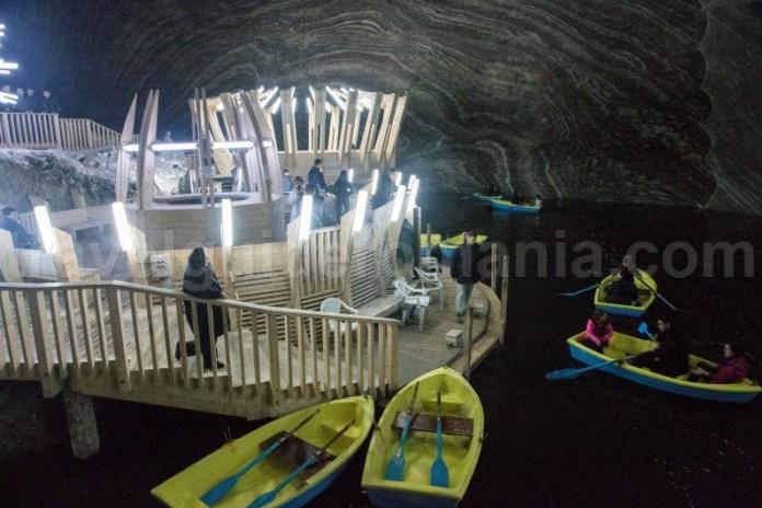 Cele mai importante obiective turistice din Romania - Salina Turda