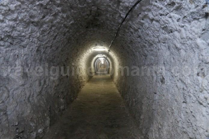 Galeria de mina Francz Joseph - salina Turda