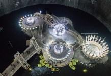 Topul obiectivelor turistice din Romania - Salina Turda