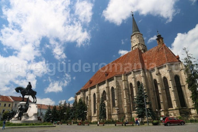 Biserica Sf Mihail - Cluj Napoca