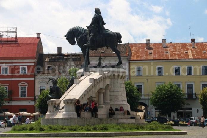 Matei Corvin - Cluj Napoca