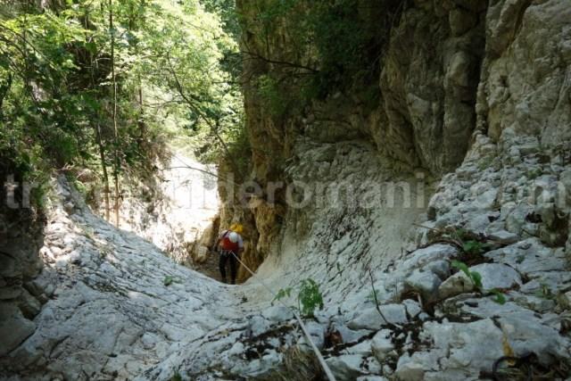 Atractii turistice langa Brasov - Canionul Oratii