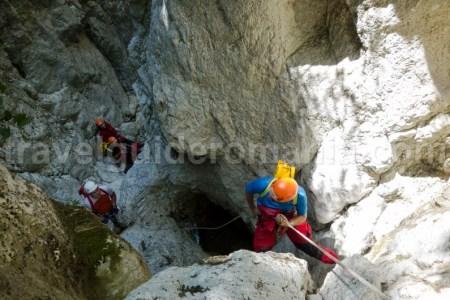 Canyoning in Muntii Piatra Craiului - Romania