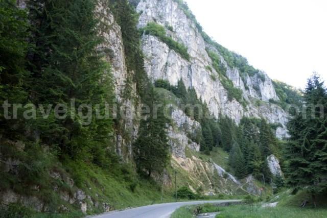 Cheile Dambovicioarei - Parcul National Piatra Craiului