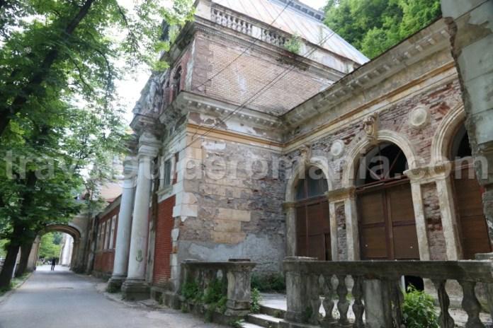 Ghid turistic Baile Herculane - Valea Cernei