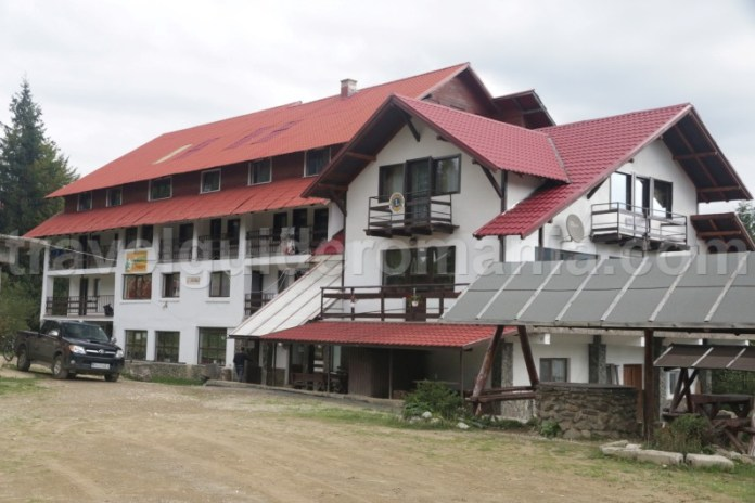 Cabana Diham - muntii Bucegi