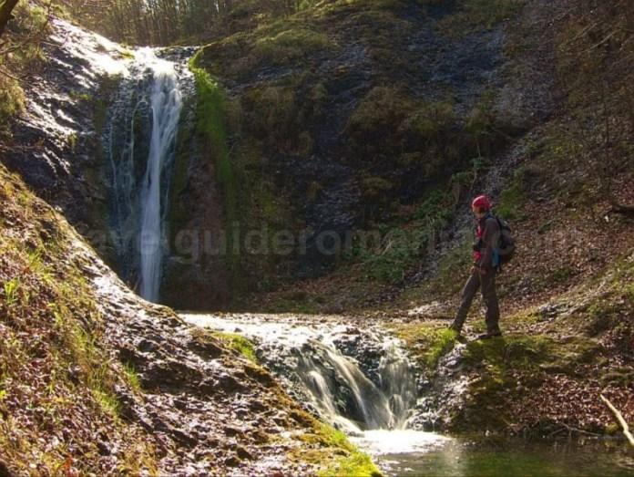 cascada boiu Ponoara Padurea Craiului Apuseni