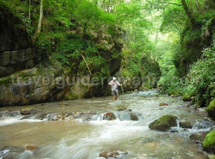 hiking cheile lazuri rosia Padurea Craiului Apuseni