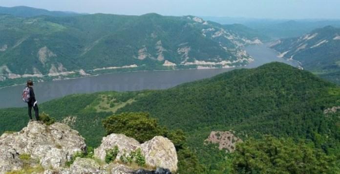 parcul natural portile de fier trescovat