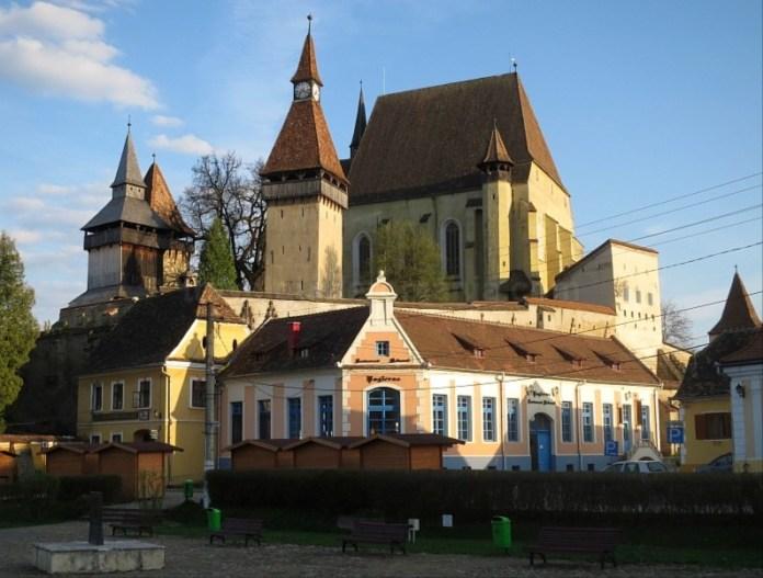 biserica cetate unesco biertan