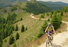 muntii latoritei boarnesu calcar drumul strategic mountain-biking mtb