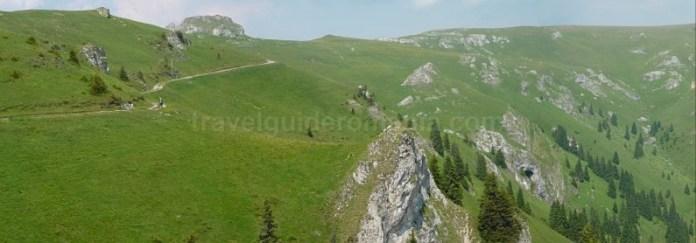 muntii latoritei drumul strategic mountain-biking boarnesu