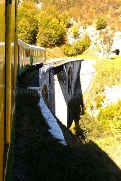 linia ferata montana anina oravita viaduct jitin