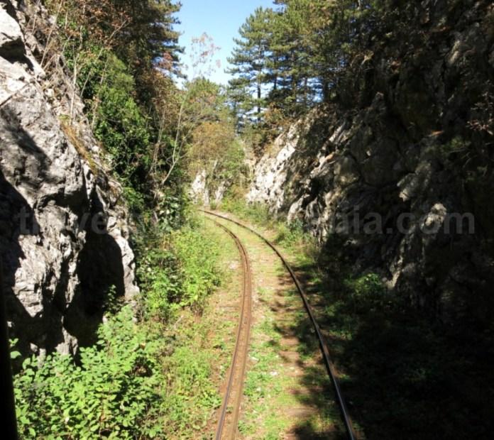 linia ferata montana anina oravita