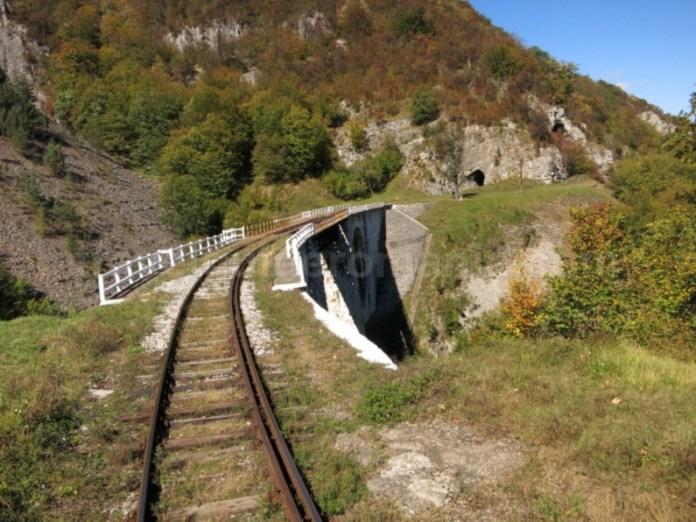 linia ferata monument anina oravita viaduct jitin