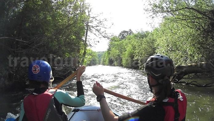 rafting Parcul Național Cheile Nerei-Beusnita