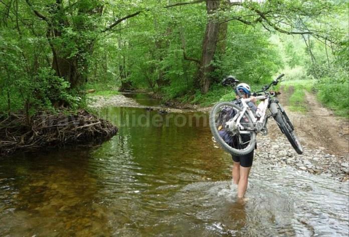 ravensca bigar mountain biking banatul montan
