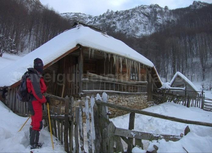 Parcul Naţional Domogled - Valea Cernei conac