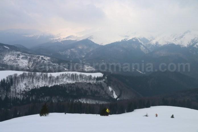 Obiective turistice valea Jiului - Creasta Oslea