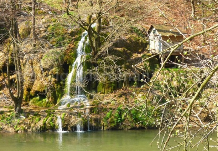 Parcul Național Cheile Nerei-Beușnița cheile Nerei