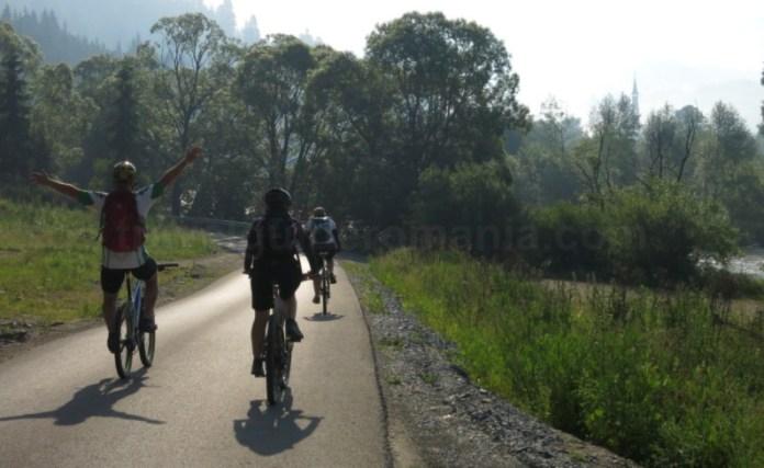 Țara Dornelor mtb bicicleta