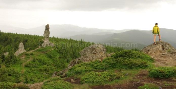 Parcul Naţional Călimani 12 Apostoli