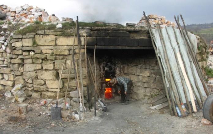 Platoul Vascau Apuseni izbuc varnita