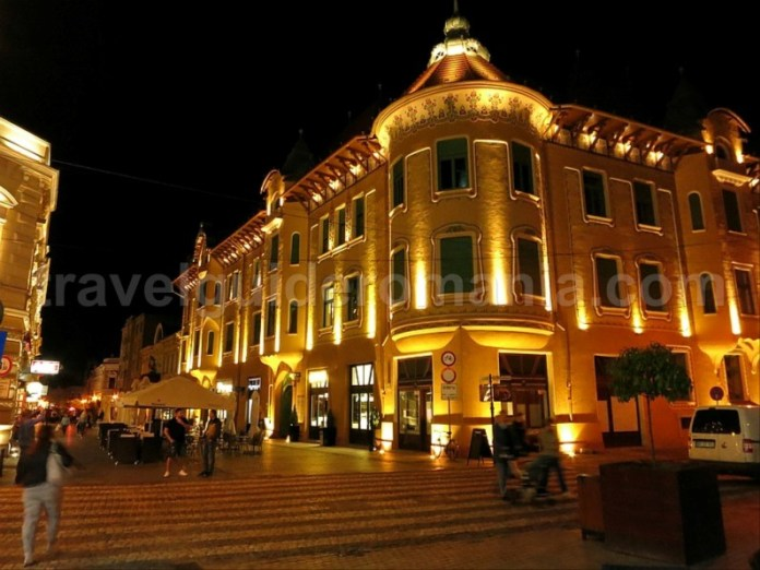 palatul Stern Oradea