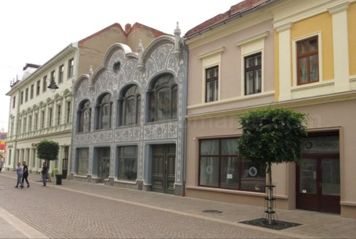 Magazinul de sticlarie Oradea