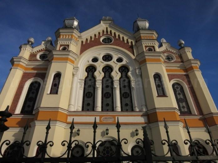 Sinagoga Ortodoxă Hevra Sas Oradea
