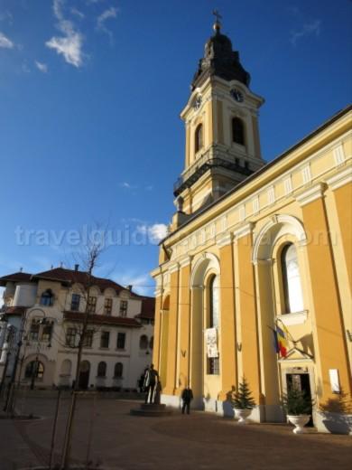 "Biserica Greco-Catolică ""Sf. Ierarh Nicolae"" Oradea"