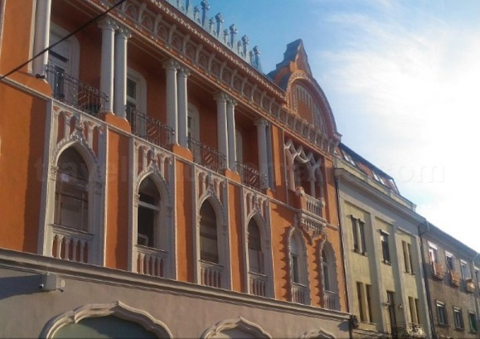 Palatul Rimanóczy Kálmán Senior Oradea