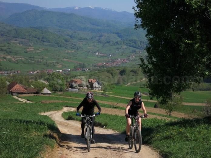 Pădurea Craiului Roșia mountain biking