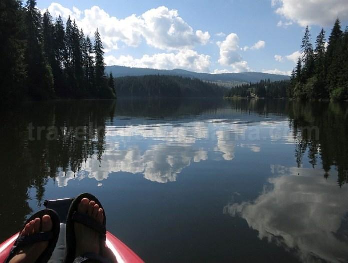 lacul belis fantanele somes