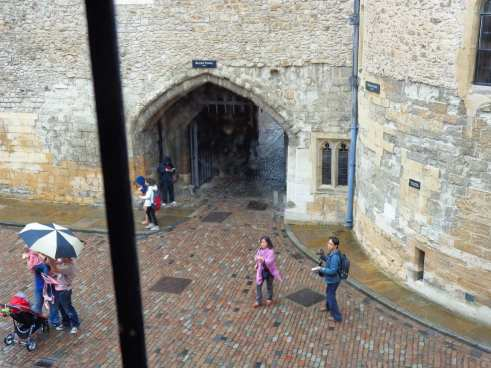 tower of london tour traitors gate