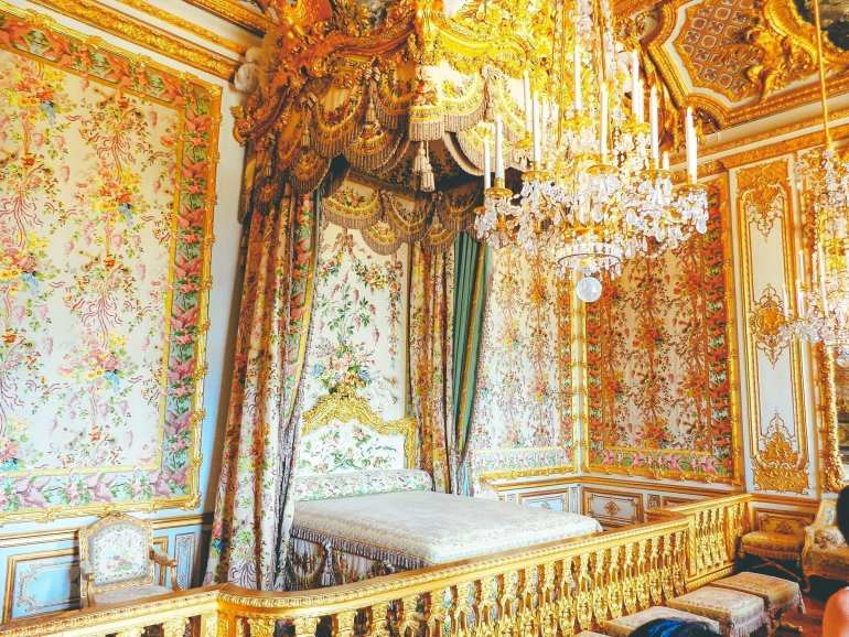 getting from paris to versailles