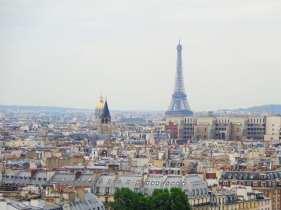 weekend trips to paris