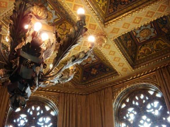 Hearst Castle rooms