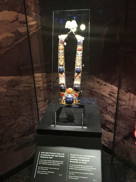 King Tut traveling exhibit