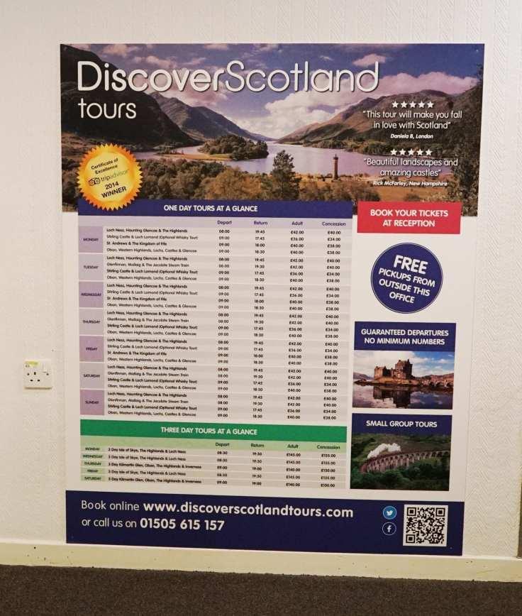 hostels in glasgow scotland
