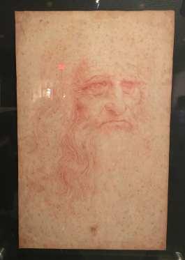 Leonardo Da Vinci Exhibition
