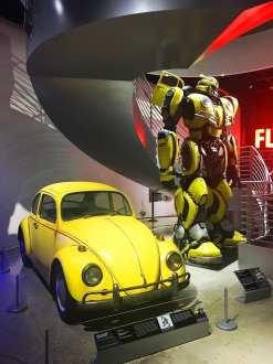Hollywood Dream Machines