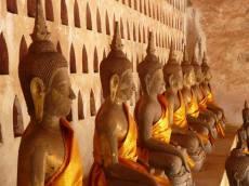 Vientiane temple