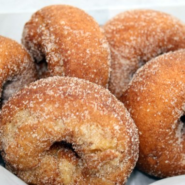 Cider Donuts at Happy Valley Orchards