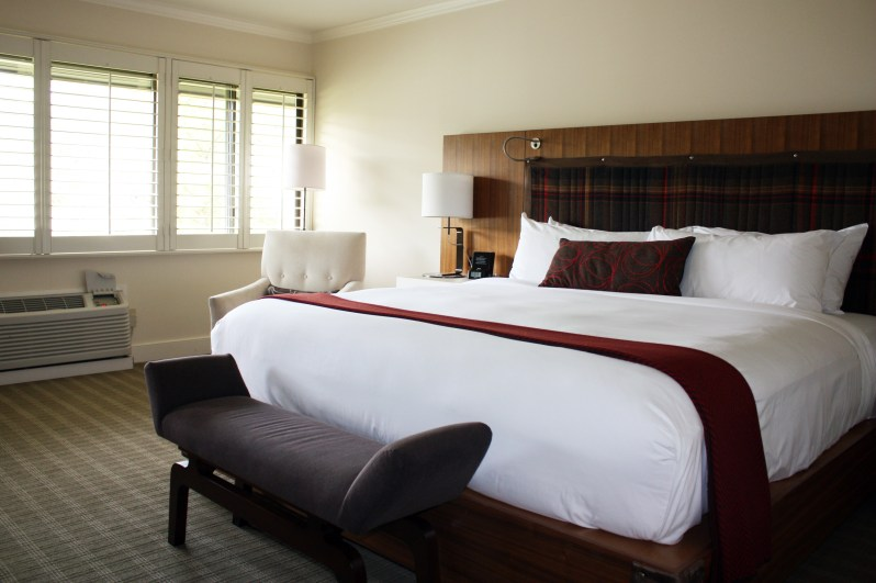 A King Room at Topnotch Resort, Stowe