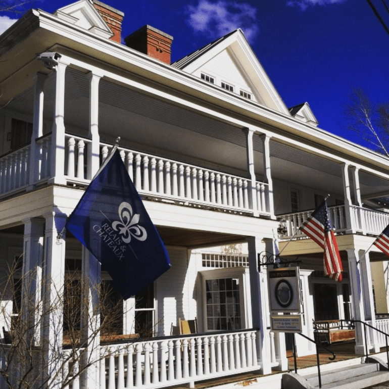The Pitcher Inn in Waitsfield - Best Vermont Towns for a Weekend Getaway