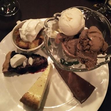 Dorset Inn Dessert