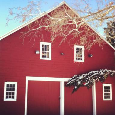 Red Barn - Vermont Realtor