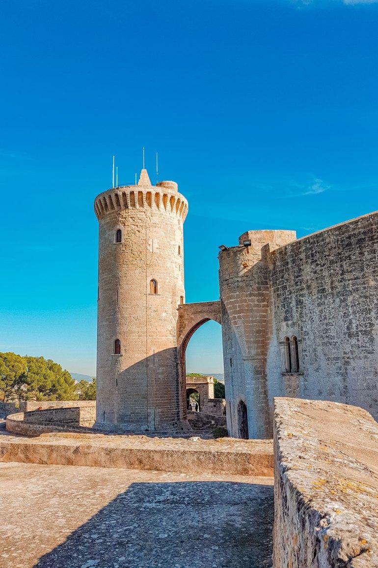 Bellver Castle Palma de Mallorca